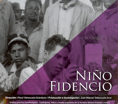 Portada de Documental. Niño Fidencio (DVD)