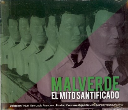 Portada de Documental. Malverde. El mito santificado (DVD)