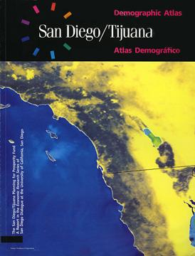 Portada de Demographic Atlas San Diego/Tijuana